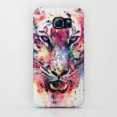 Eye Of The Tiger Galaxy S7 Slim Case