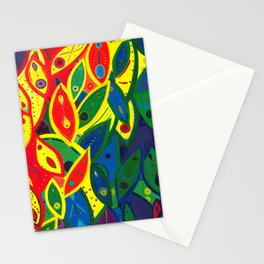 Tribute to the Decendents of the Goddex Kunta (rainbow) Stationery Cards