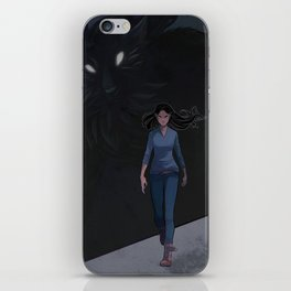 How to be a Werewolf: Chapter 6 Cover iPhone Skin