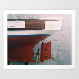 Granville Island Series | No. 3 Art Print