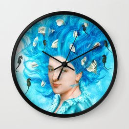 Whispering Songs Wall Clock