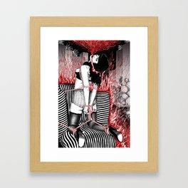 My Own Private Alcatraz Framed Art Print