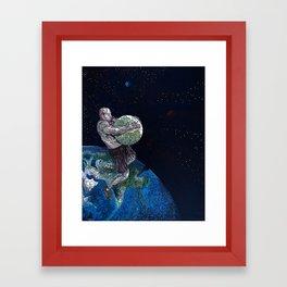 Allegiant Remix Framed Art Print