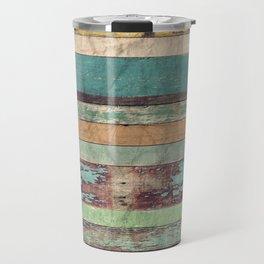 Wooden Vintage Travel Mug