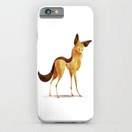 jackal iPhone Case