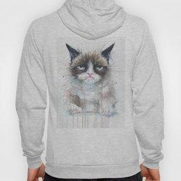 Angry Cat Hoody