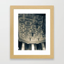 Biltmore Series #004 Framed Art Print