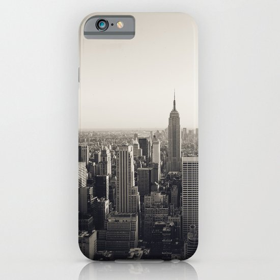 another Empire State Building shot iPhone & iPod Case