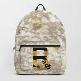 B for bee Backpack