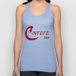 Covfefe Day Unisex Tank Top