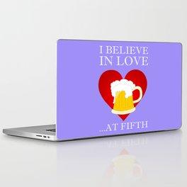 I believe in love Laptop & iPad Skin