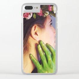 The Goblin Bride 2 Clear iPhone Case