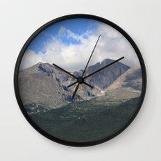 Longs Peak Wall Clock