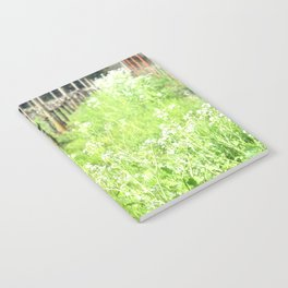 SPRING VINEYARDS Notebook
