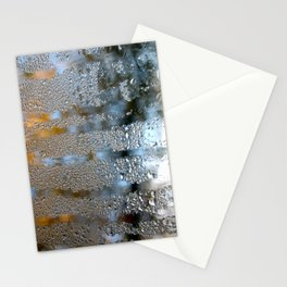 Out with Fall and In with Winter Stationery Cards