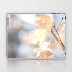 Abstract Oak Leaves Laptop & iPad Skin