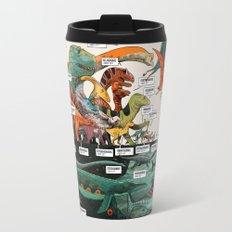 BEHOLD! THE DINOSAURS!  Travel Mug