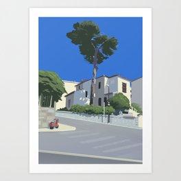 Cimiez Art Print