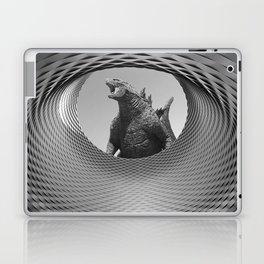 Architectural Gojira Laptop & iPad Skin