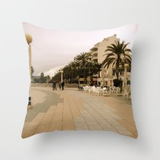Altea II Throw Pillow