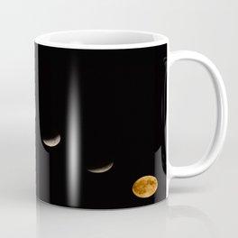 Supermoon Lunar Eclipse Coffee Mug