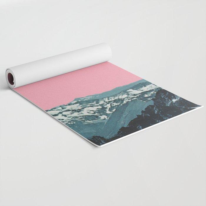 Higher Than Mountains Yoga Mat