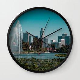 Echopark Wall Clock