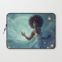 Lady of the sky Laptop Sleeve