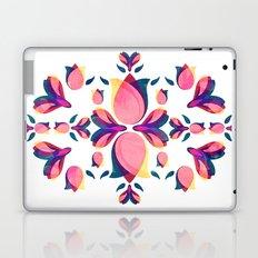 Tulip Pattern Laptop & iPad Skin