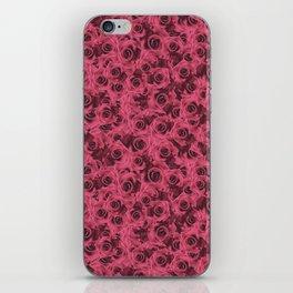 Dusty Roses iPhone Skin