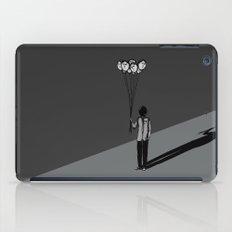 The Black Balloon iPad Case