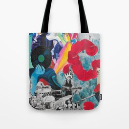 C.Jacob's First Tote Bag