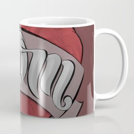 Mom's Tattoo Coffee Mug