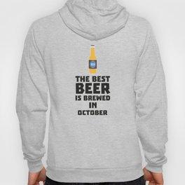 Best Beer is brewed in October T-Shirt D5k5z Hoody
