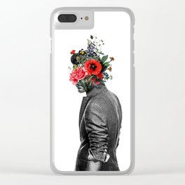 Beautiful mess Clear iPhone Case