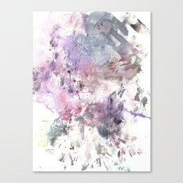 As Babylon Dies Canvas Print