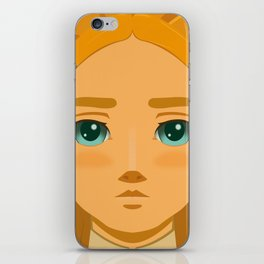 Princess Zelda iPhone Skin
