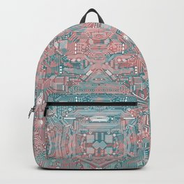 Circuitry Details 2 Backpack