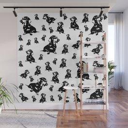 Dachshund Dog, Wiener Dog, Sausage Dog, Doxie, Daxie, Wall Mural