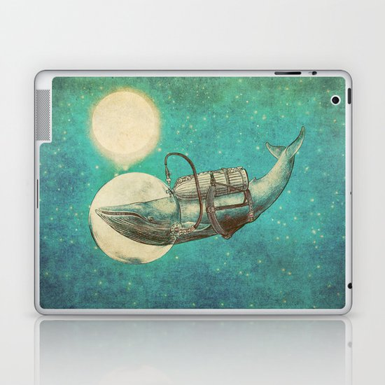 The Journey (Colour Option) Laptop & iPad Skin