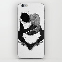 Passionate love. iPhone Skin