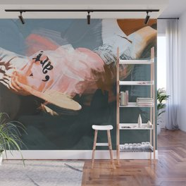 Floored Wall Mural