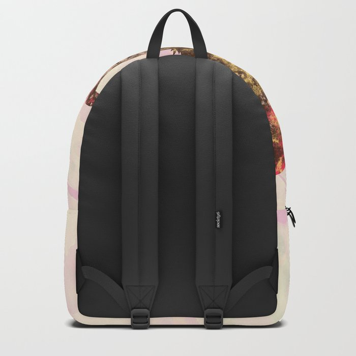 Abstract Wolf Backpack