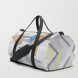 Shed light on the water crises Duffle Bag
