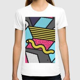 Memphis Pop-art Pattern IV T-shirt