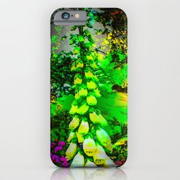 Abstract in Perfection - Flowermagic 20 iPhone Case
