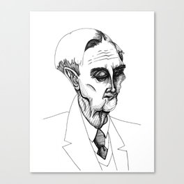 eo wilson Canvas Print