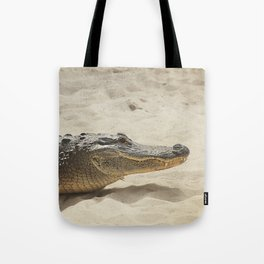 Alligator Photography | Reptile | Wildlife Art Tote Bag