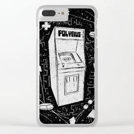 POLYBIUS Clear iPhone Case