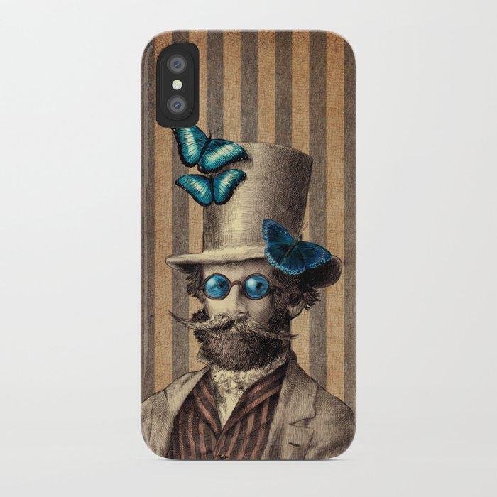 Doctor Popinjay iPhone Case